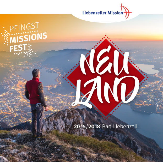 "PfingstMissionsFest 2018 – ""Neuland"""