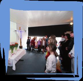 Lobpreis- und Segnungsgottesdienst 2018 @ Süddeutsche Gemeinschaft Ditzingen