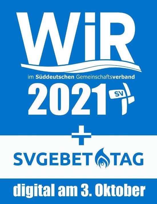 WiR Konferenz 2021 + SV Gebetstag